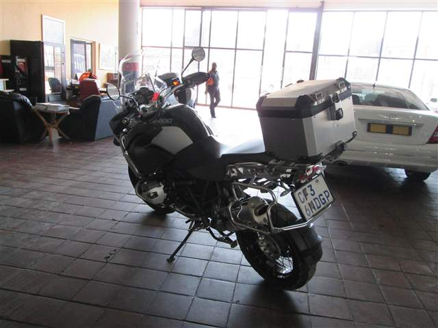 2012 BMW MOTORCYCLE 1200 GS ADVENTURE in Gauteng