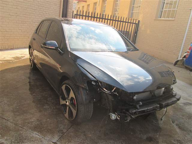 Volkswagen Golf 7 Salvage Vehicles For Sale